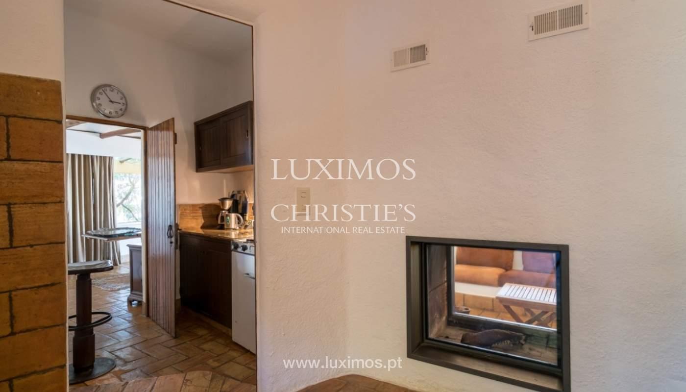 Sale of villa with sea view in Lagos, Algarve, Portugal_93650