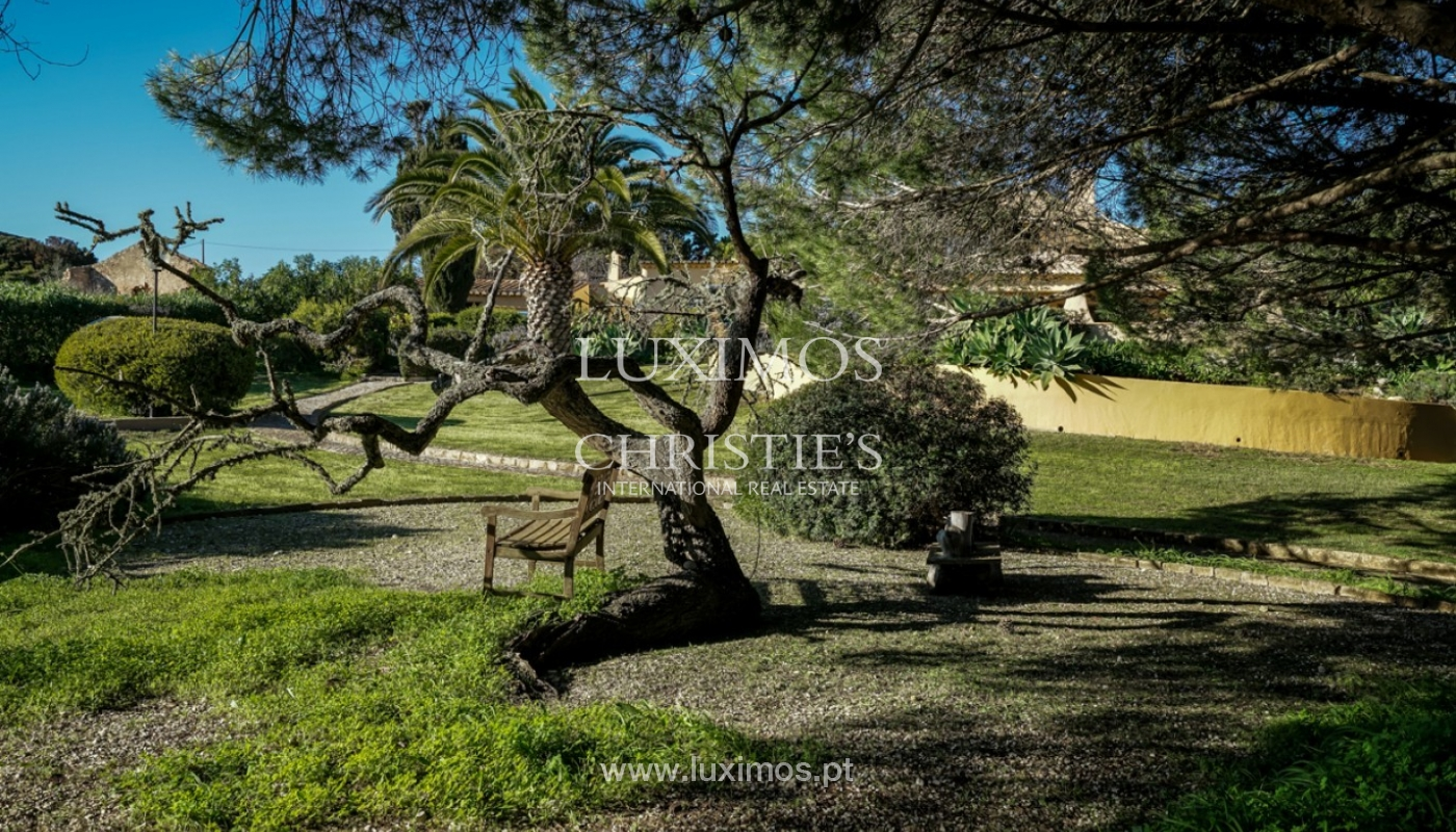 Sale of villa with sea view in Lagos, Algarve, Portugal_93661