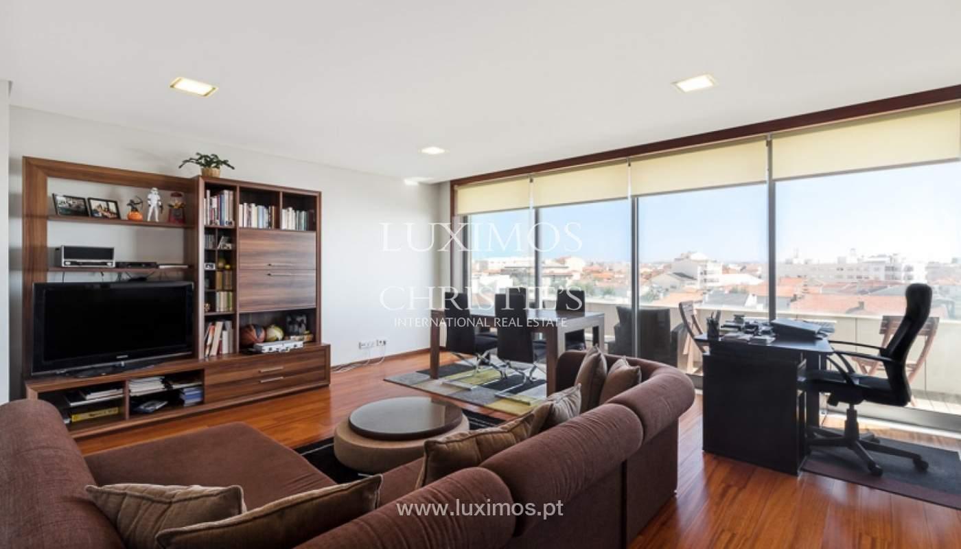 Verkauf Moderne Wohnung mit Meerblick, Leça Palmeira, Porto, Portugal_93672