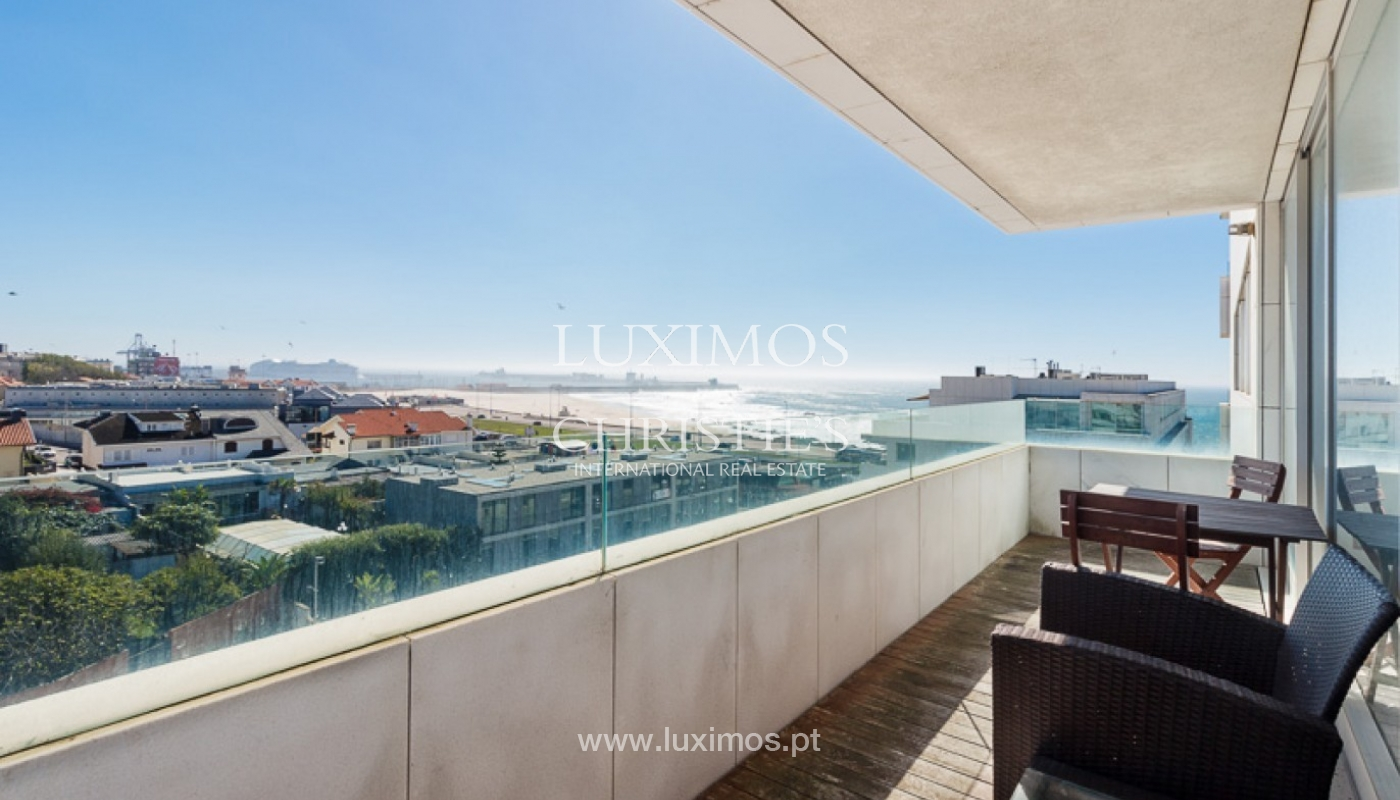 Sale of modern apartment with ocean views in Porto, Portugal_93673
