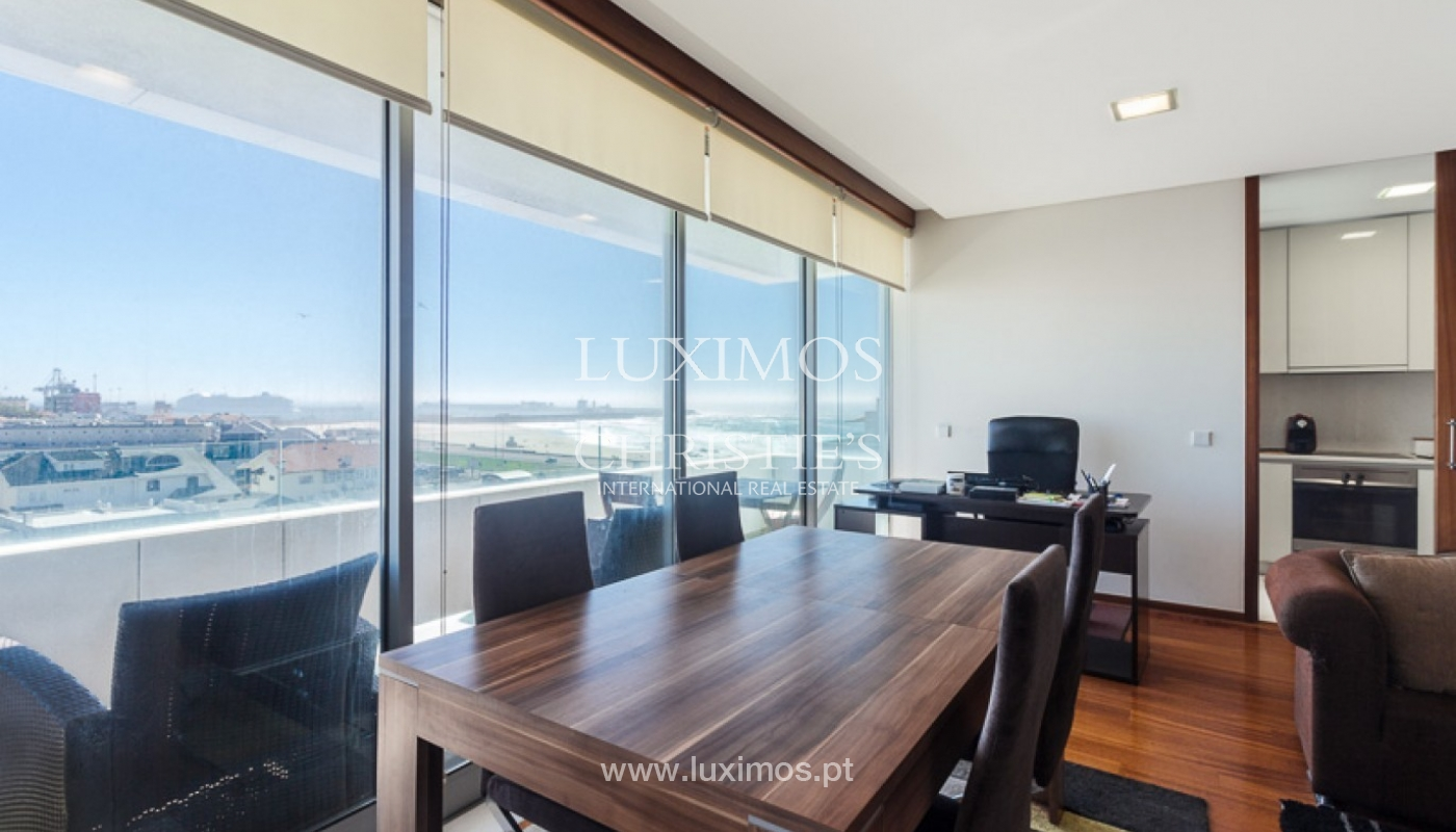 Sale of modern apartment with ocean views in Porto, Portugal_93674