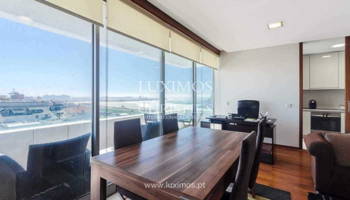 Verkauf Moderne Wohnung mit Meerblick, Leça Palmeira, Porto, Portugal_93674