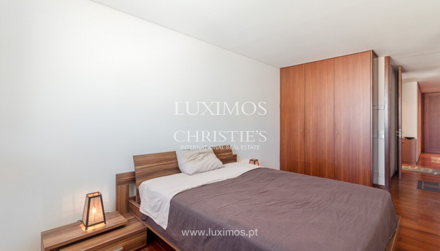 Sale of modern apartment with ocean views in Porto, Portugal_93676