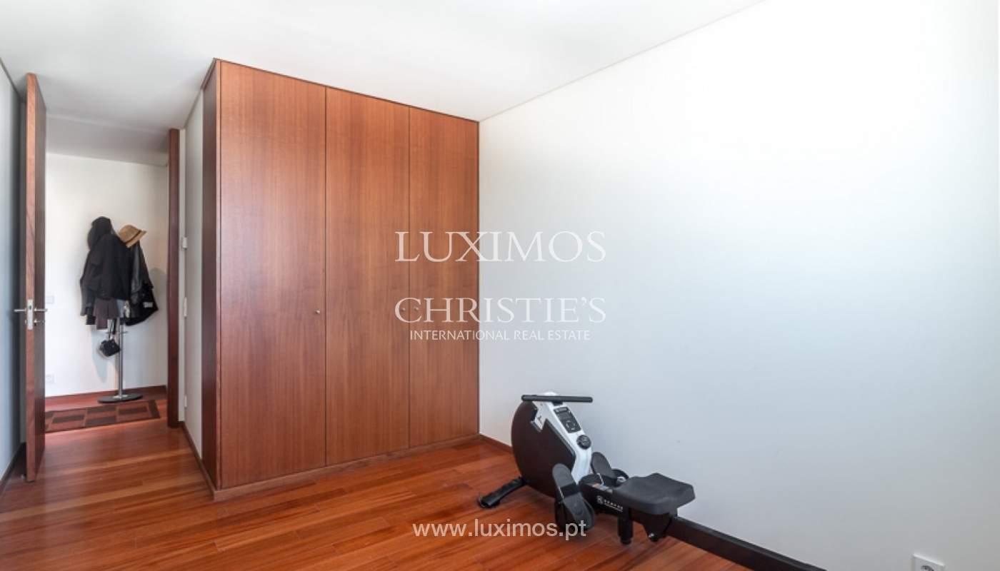 Verkauf Moderne Wohnung mit Meerblick, Leça Palmeira, Porto, Portugal_93679