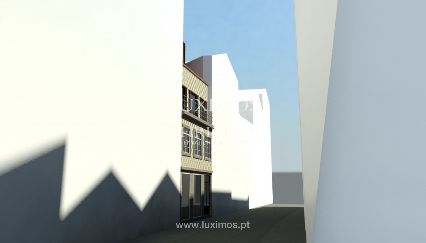Sale of new luxury duplex apartment, Porto, Portugal_93839