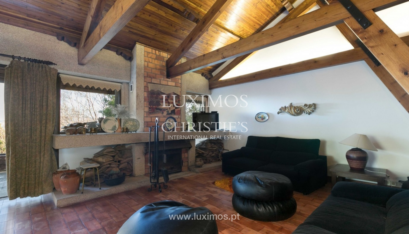 Sale of country house with pool, in protected area, Gerês, Portugal_93910