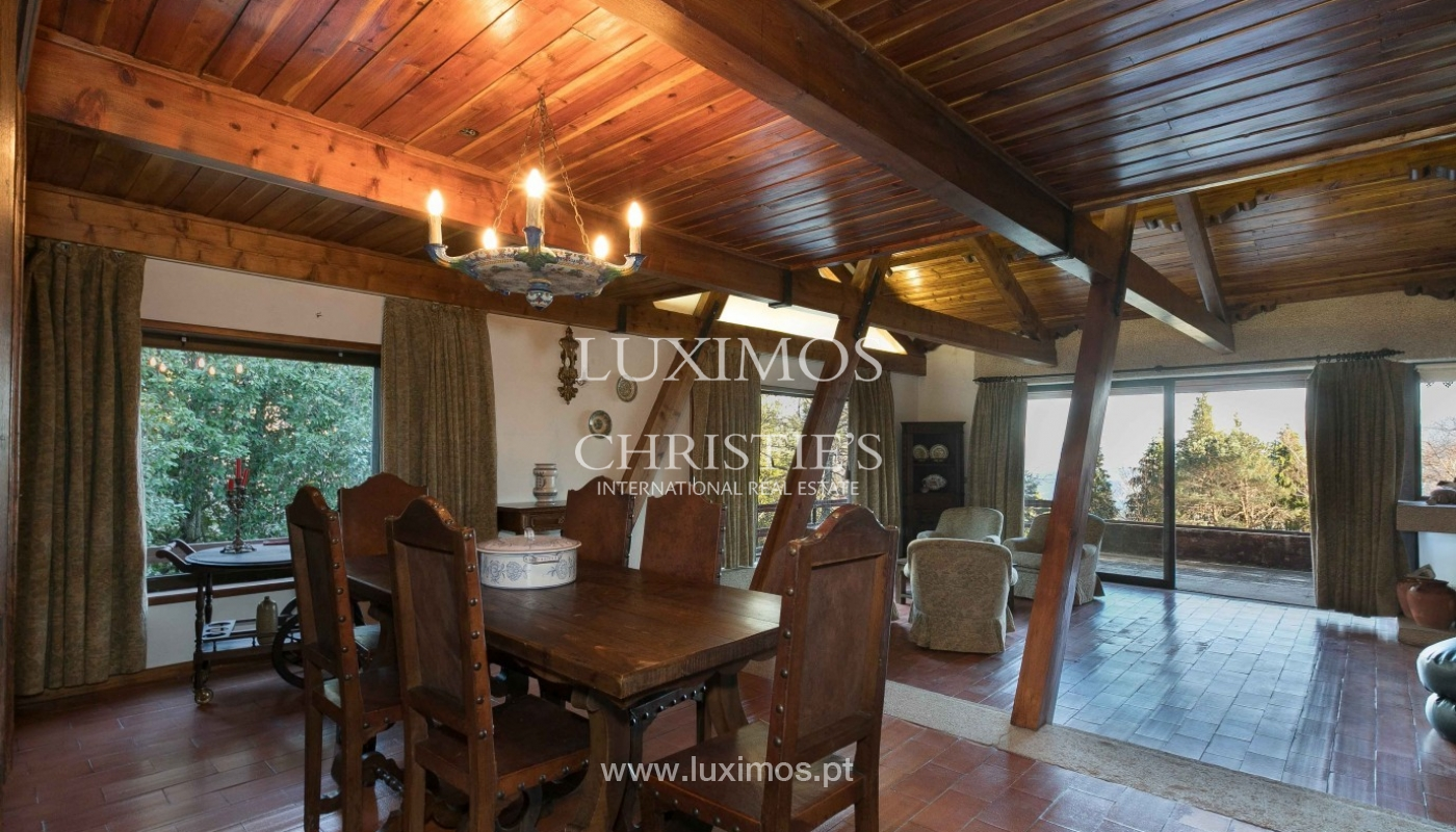 Sale of country house with pool, in protected area, Gerês, Portugal_93911