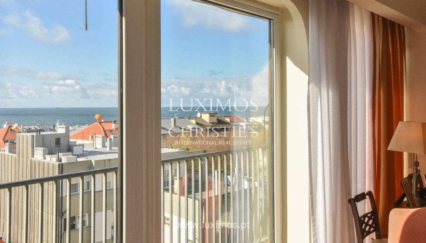 Sale of luxury Penthouse, with ocean views, Porto, Portugal_94084