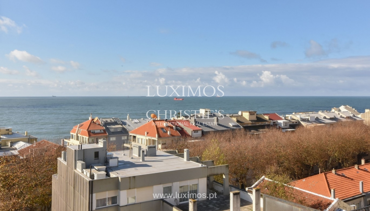 Sale of luxury Penthouse, with ocean views, Porto, Portugal_94106