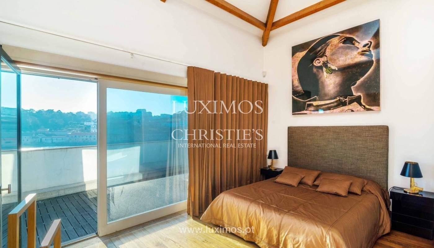Venda de moradia de luxo com vistas e frente de rio, Porto_94127