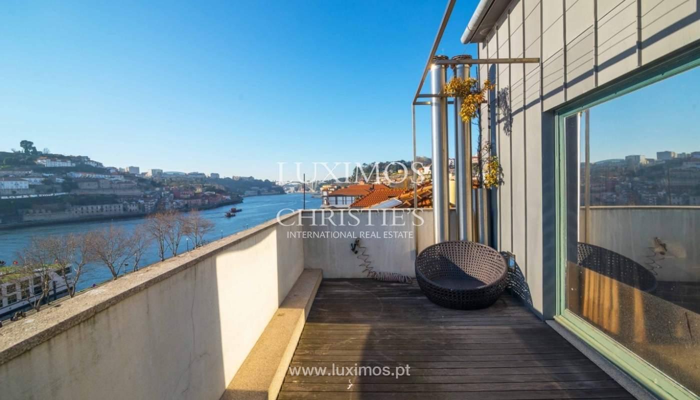 Venta de vivienda de lujo con vistas y frente de río, Porto, Portugal_94128
