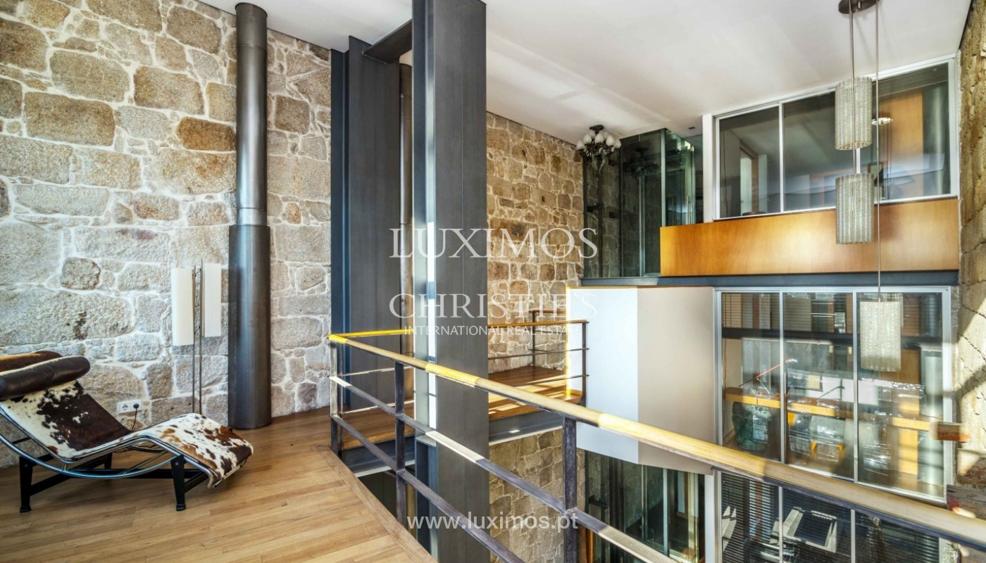 Venda de moradia de luxo com vistas e frente de rio, Porto_94146