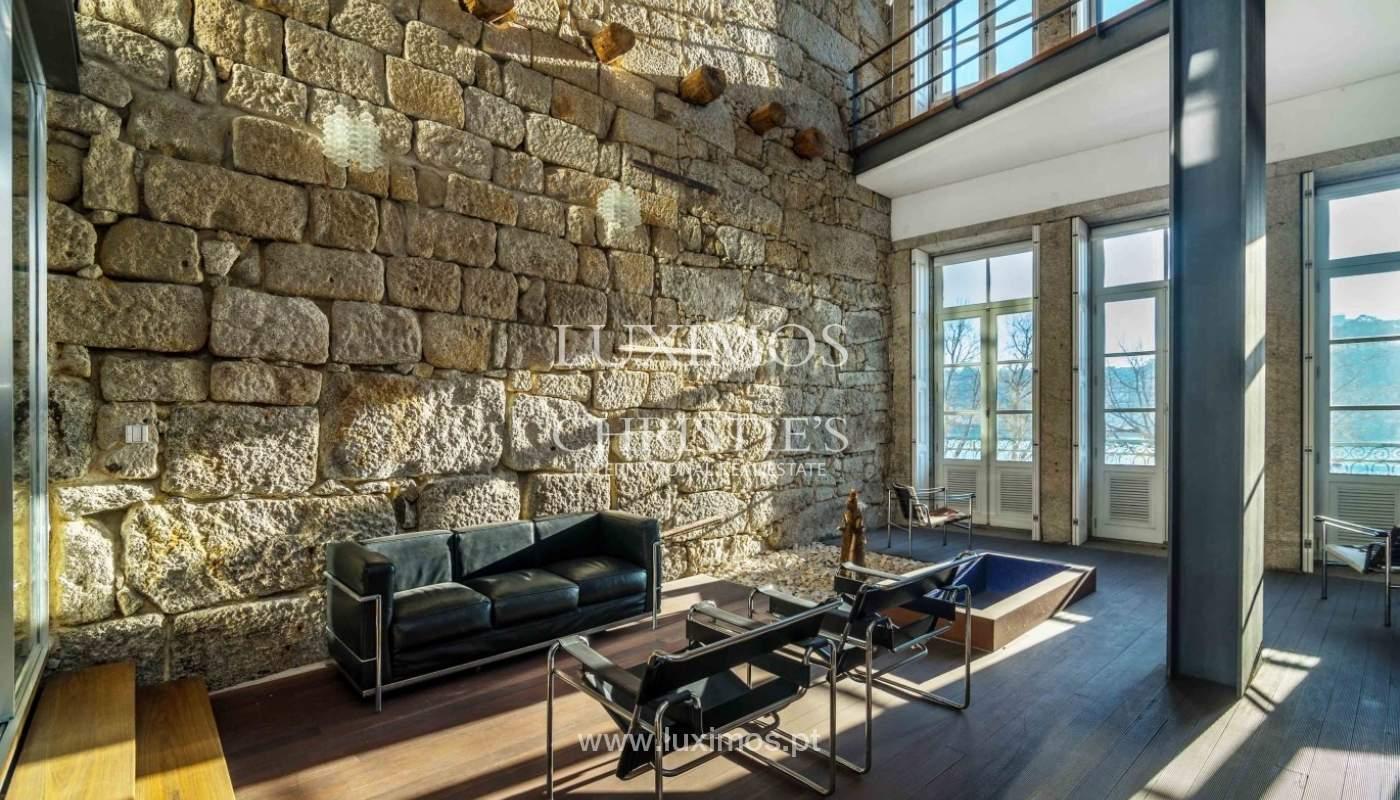 Venta de vivienda de lujo con vistas y frente de río, Porto, Portugal_94149