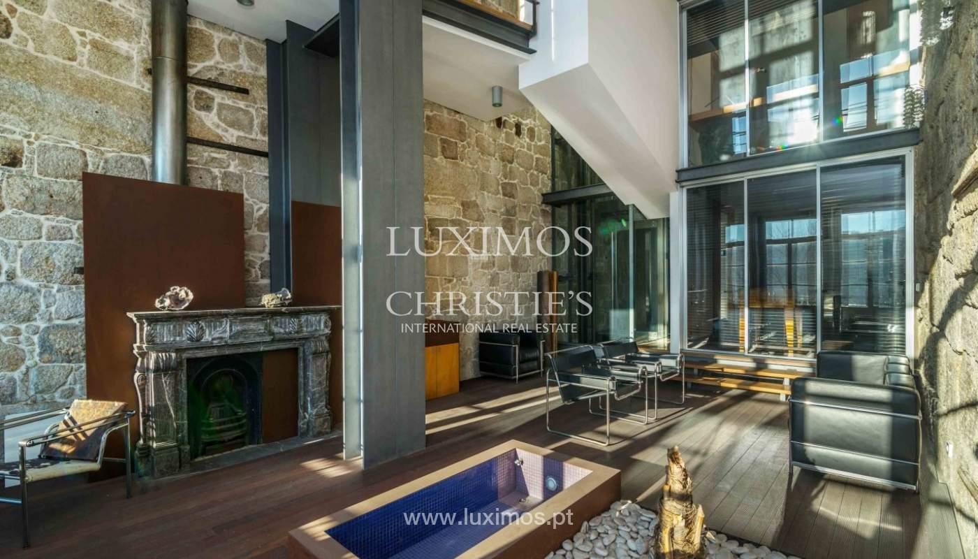 Venda de moradia de luxo com vistas e frente de rio, Porto_94150