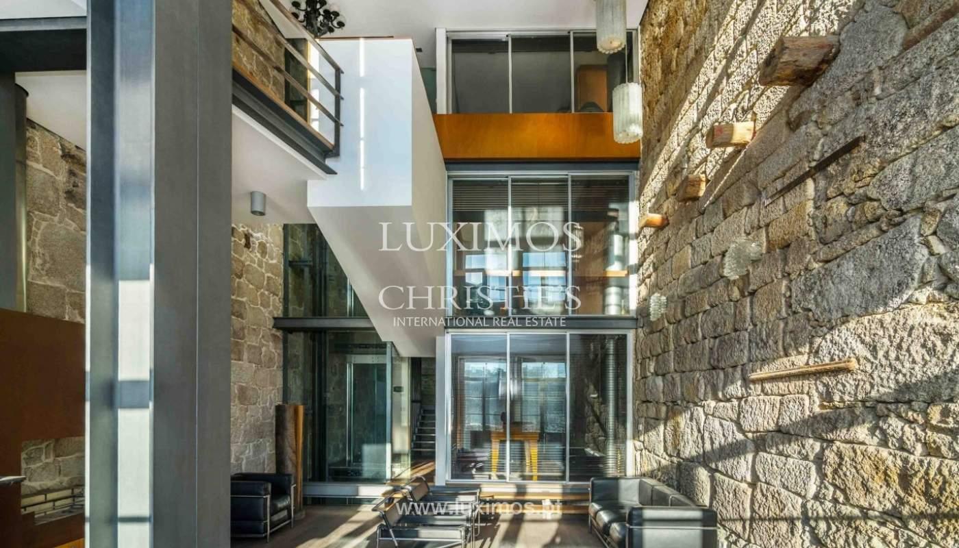 Venta de vivienda de lujo con vistas y frente de río, Porto, Portugal_94152