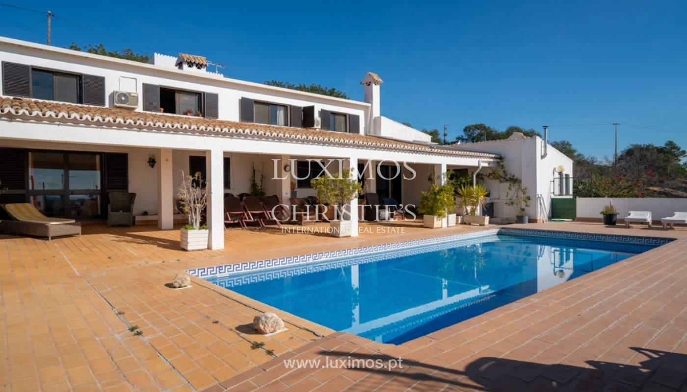 Villa avec vue sur la mer à vendre à Loulé, Algarve, Portugal_94234