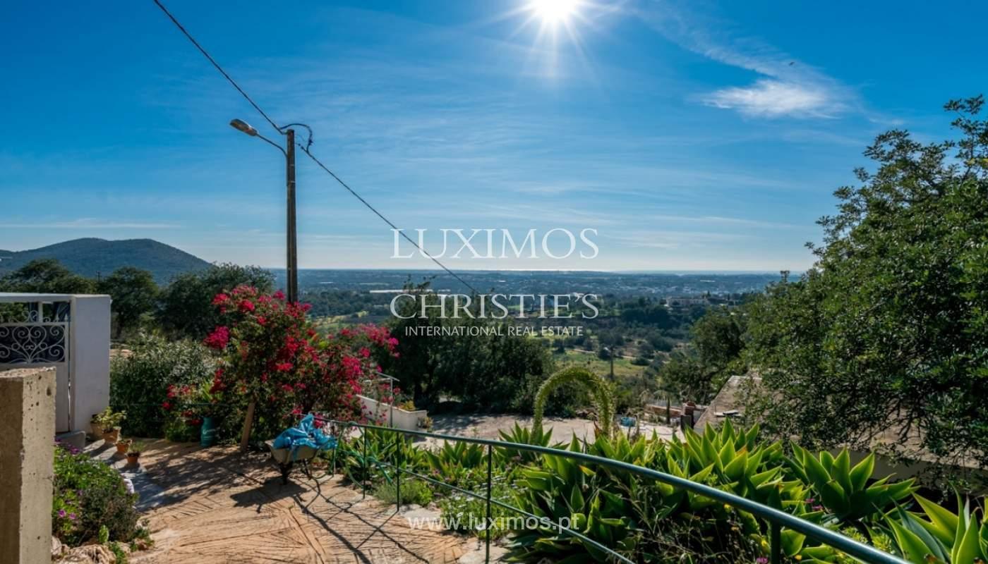 Venda de moradia com vista mar em Loulé, Algarve_94238