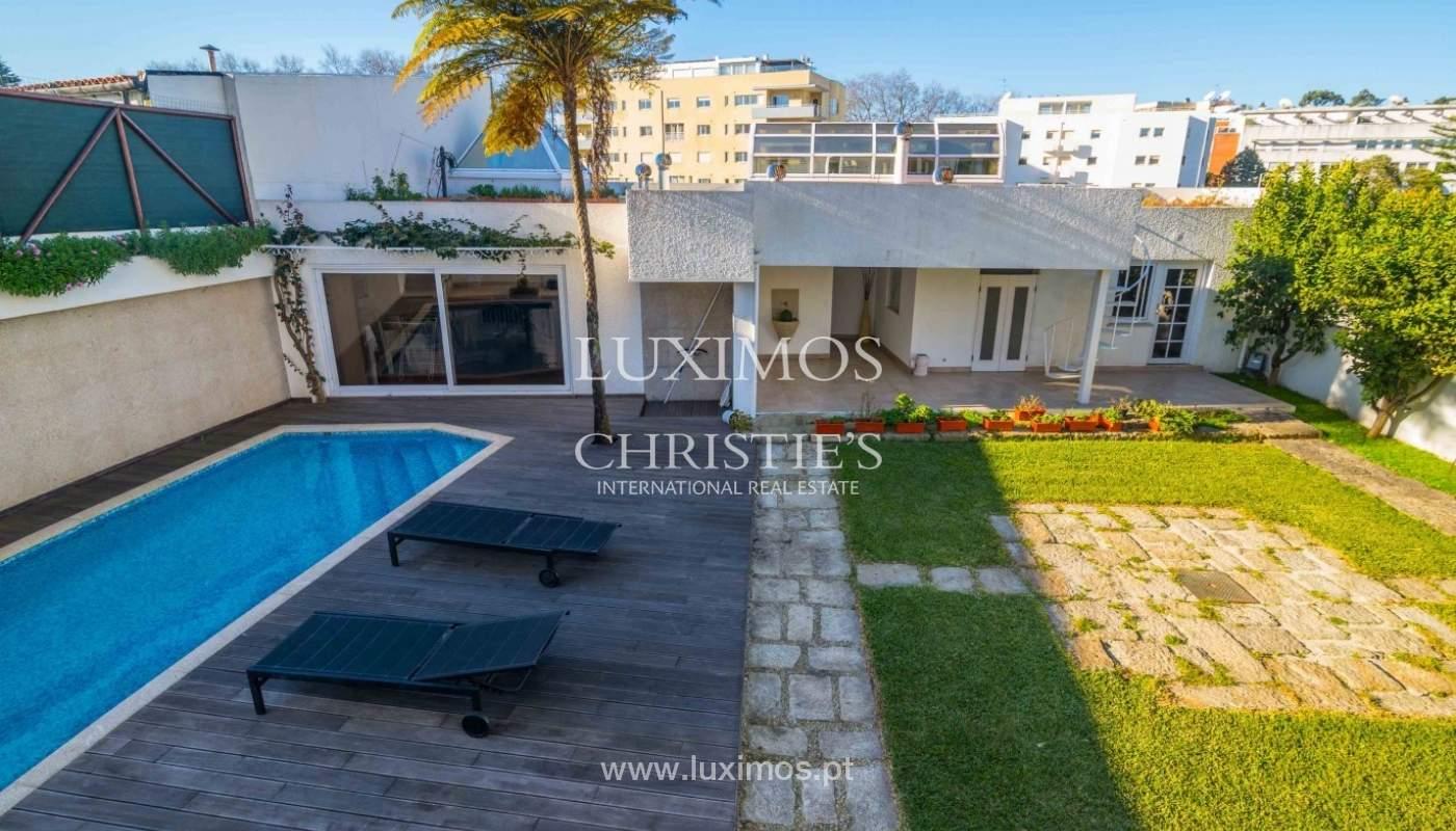 Villa for sale with pool, Senhora da Hora, Porto, Portugal_94440