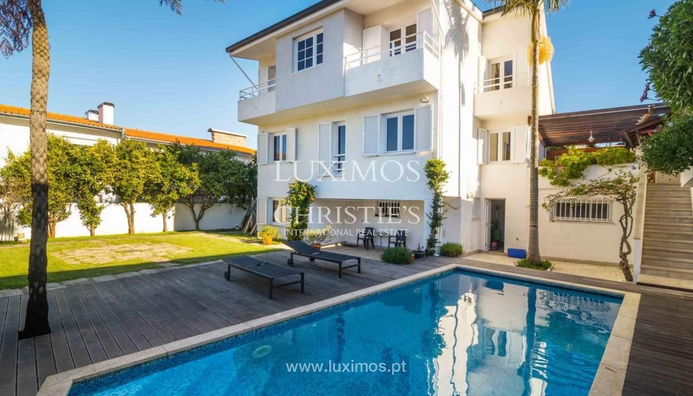 Villa for sale with pool, Senhora da Hora, Porto, Portugal_94455
