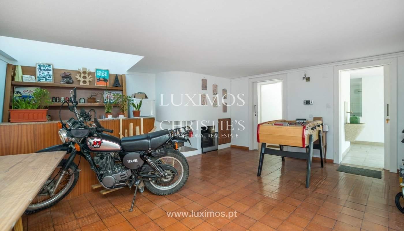 Villa for sale with pool, Senhora da Hora, Porto, Portugal_94458
