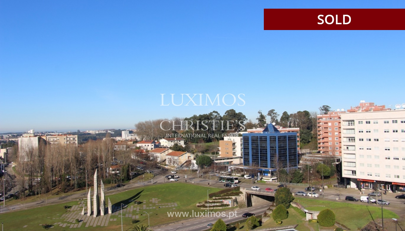 Sale of  3 fronts penthouse with terrace, Maia, Porto, Portugal_94676