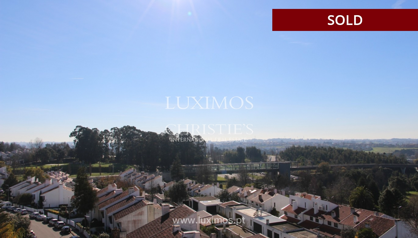 Sale of  3 fronts penthouse with terrace, Maia, Porto, Portugal_94678