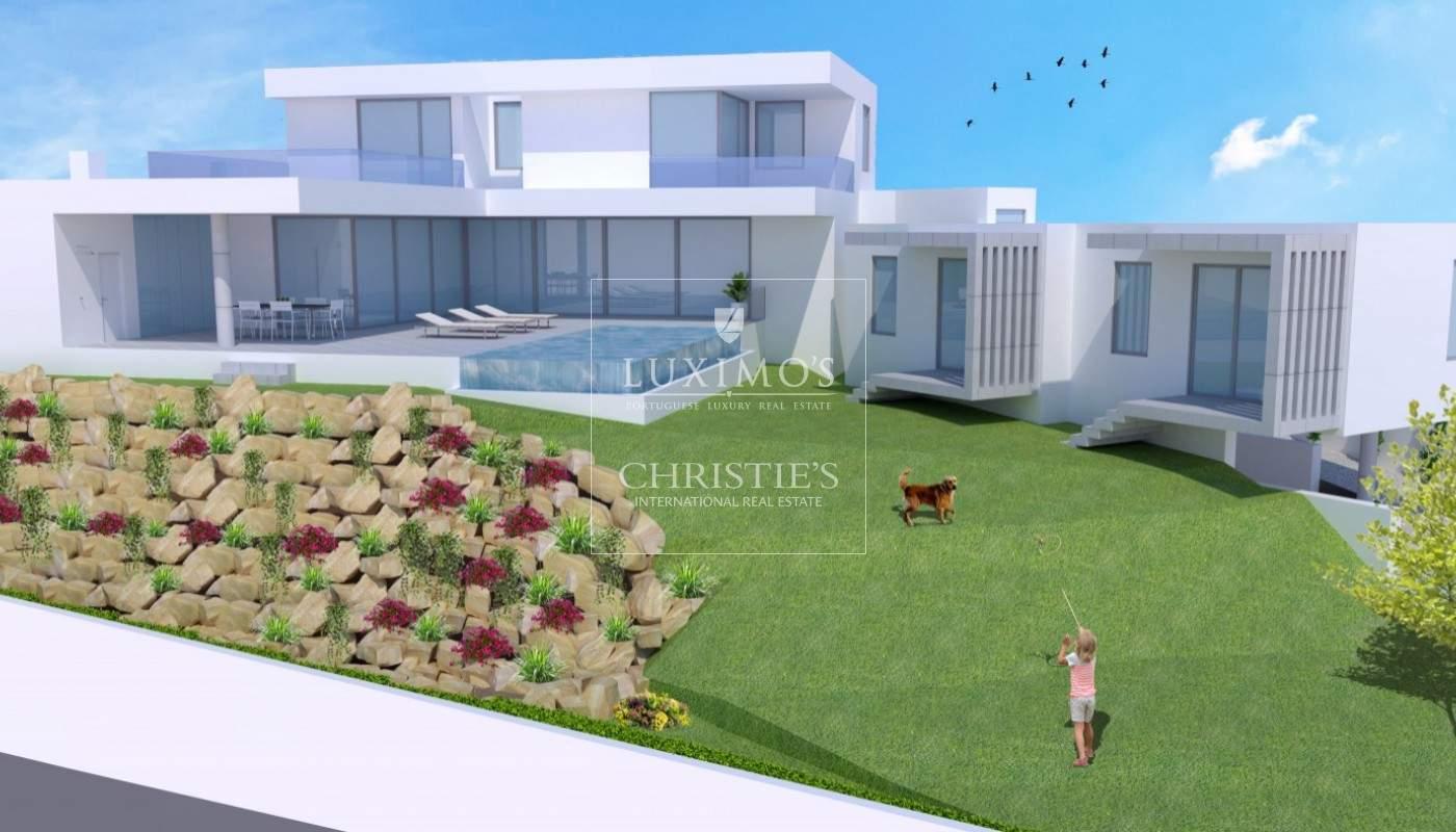Nouvelle villa avec vue sur la mer à vendre à Alvor, Algarve, Portugal_94783
