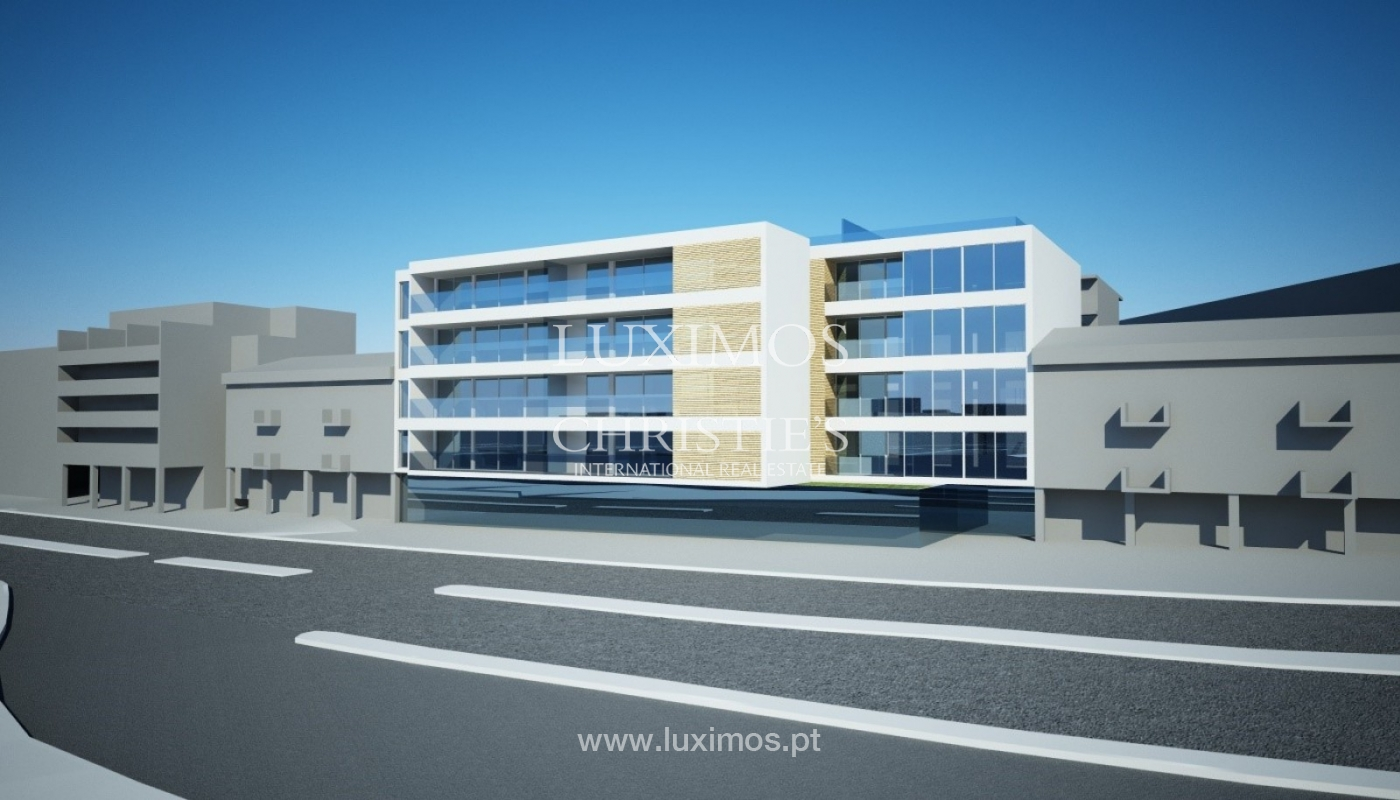 Sale of land with project of a building in Lagos, Algarve, Portugal_94895