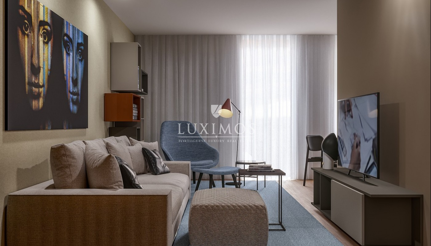 New and Modern Apartment, for sale, in Porto downtown, Portugal _95091