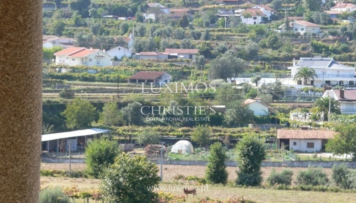 Country house with garden, swimming pool and tennis court in Quintiães, Portugal_9517