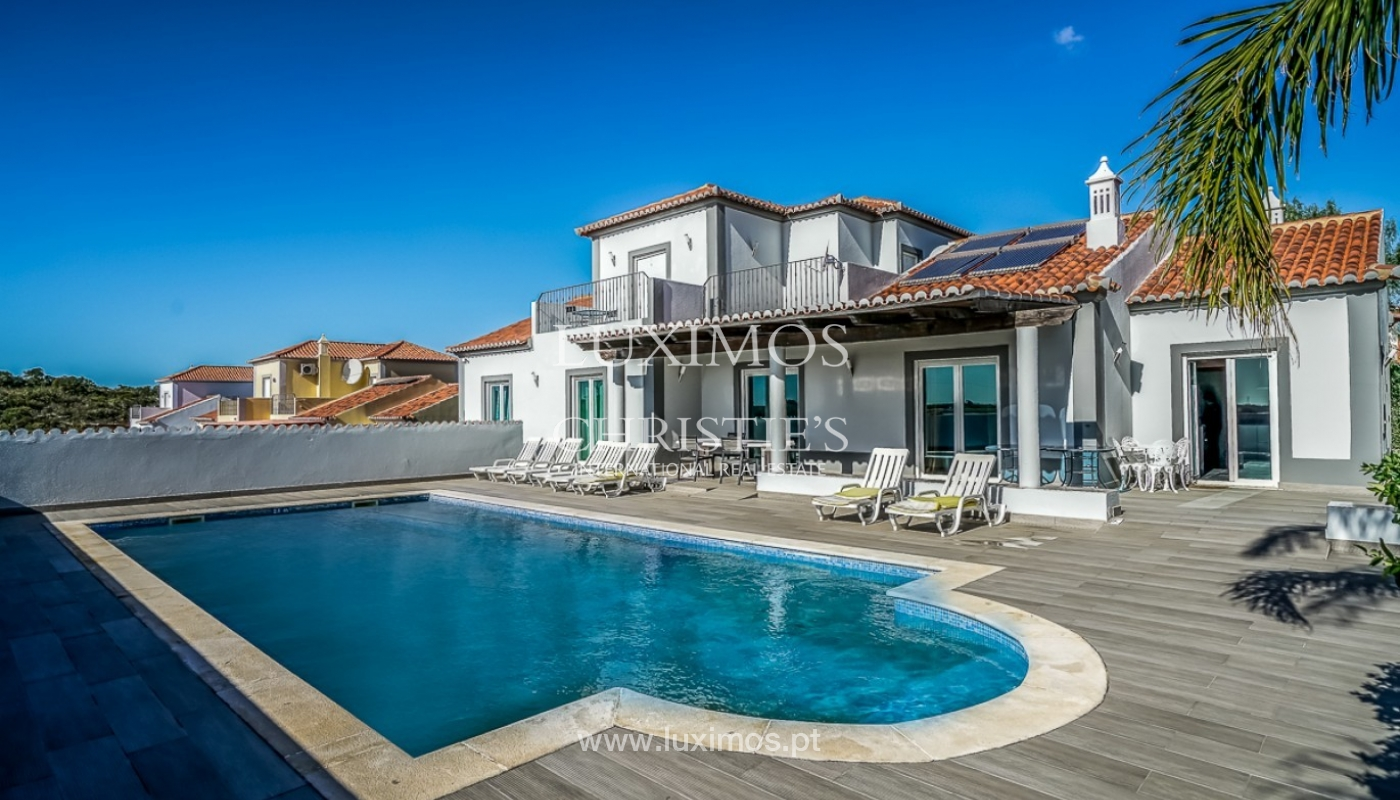 Sale of villa with pool near, Olhao, Algarve, Portugal_95326