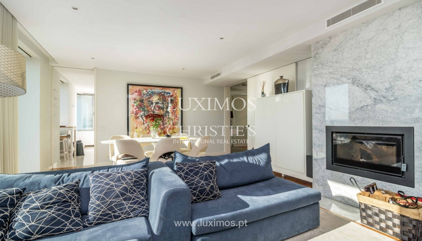 Venta de apartamento de lujo, primera línea de mar, Porto, Portugal_95595