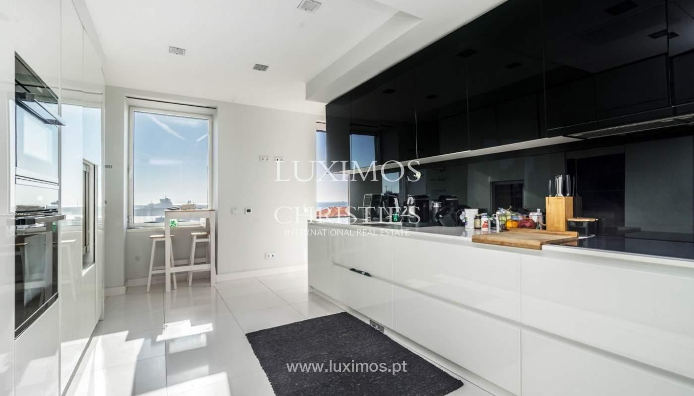 Venda de apartamento duplex de luxo, vistas mar, Leça Palmeira, Porto_95596