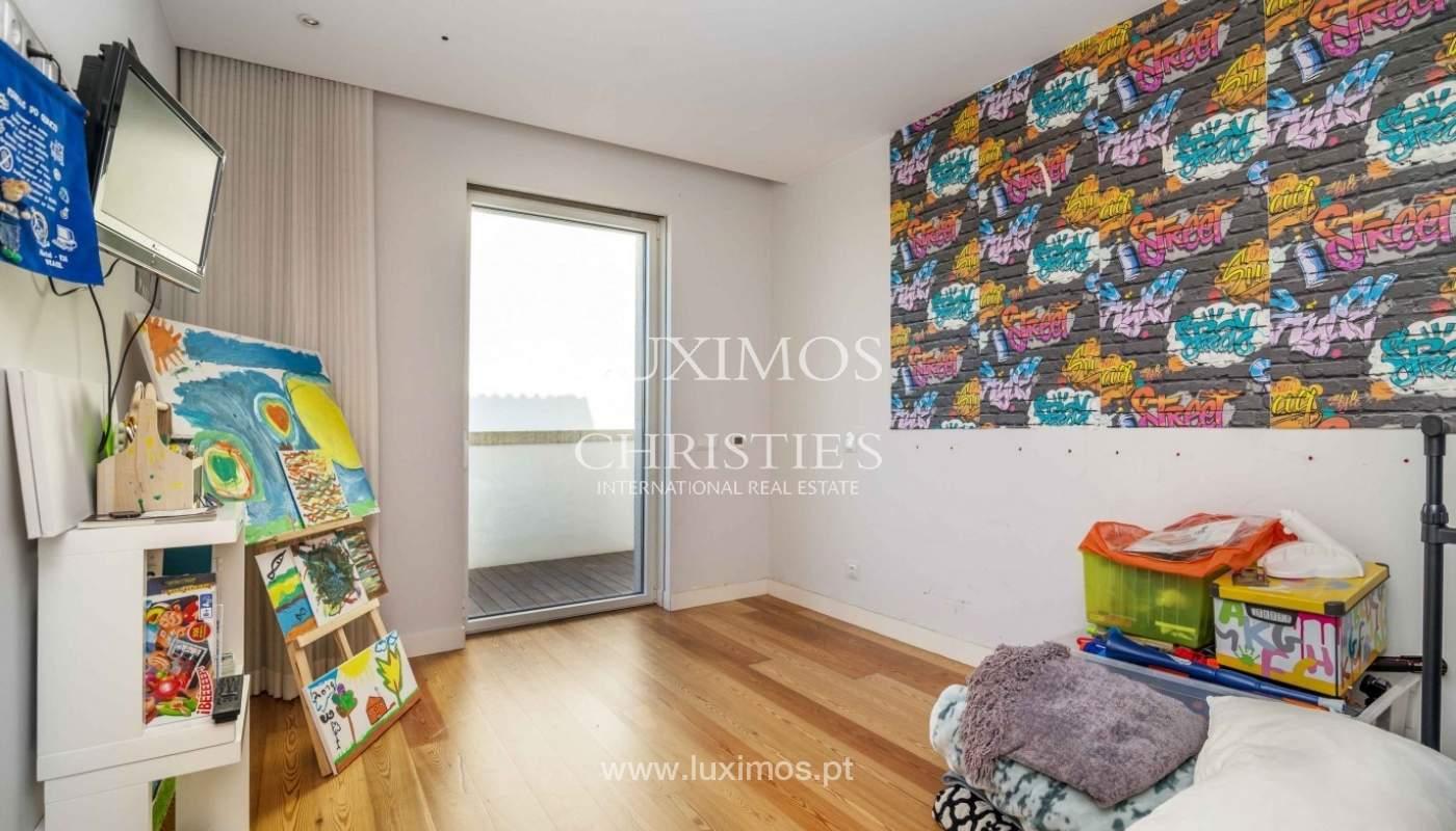 Sale of luxury duplex apartment, ocean views, Leça Palmeira, Portugal_95602