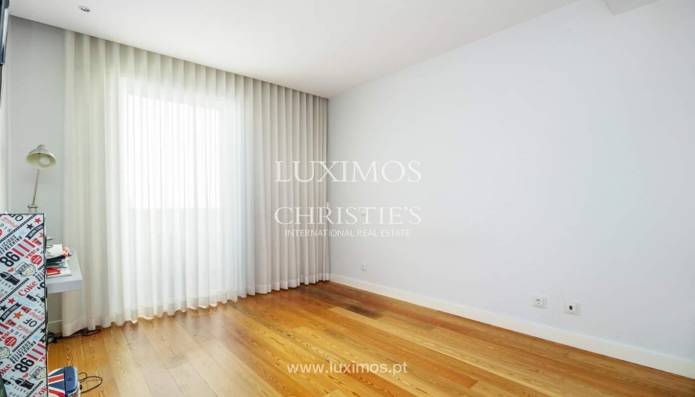 Sale of luxury duplex apartment, ocean views, Leça Palmeira, Portugal_95604