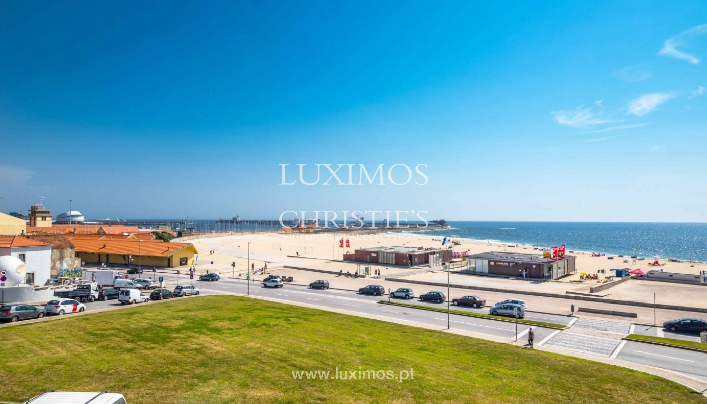 Sale of luxury duplex apartment, ocean views, Leça Palmeira, Portugal_95611