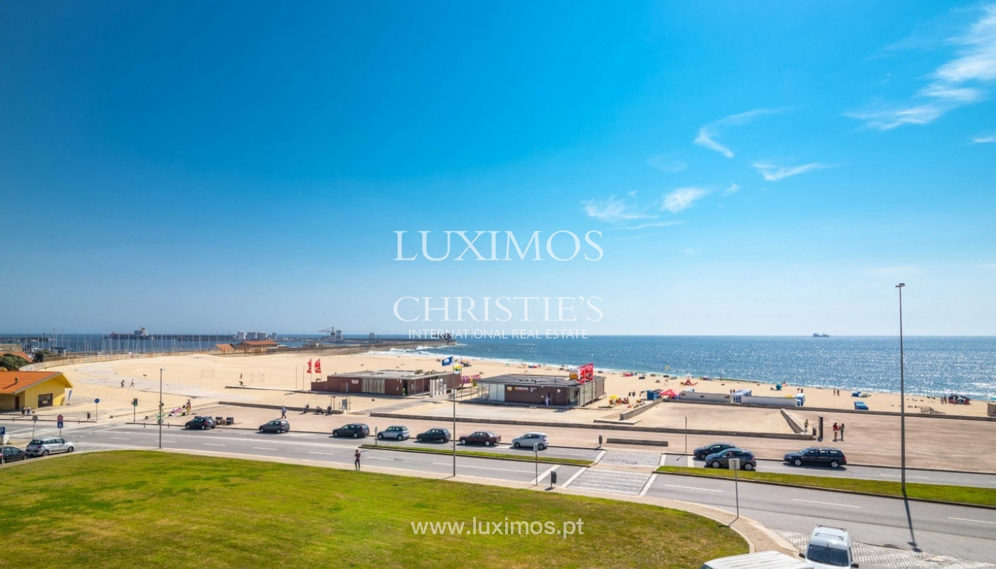 Sale of luxury duplex apartment, ocean views, Leça Palmeira, Portugal_95612