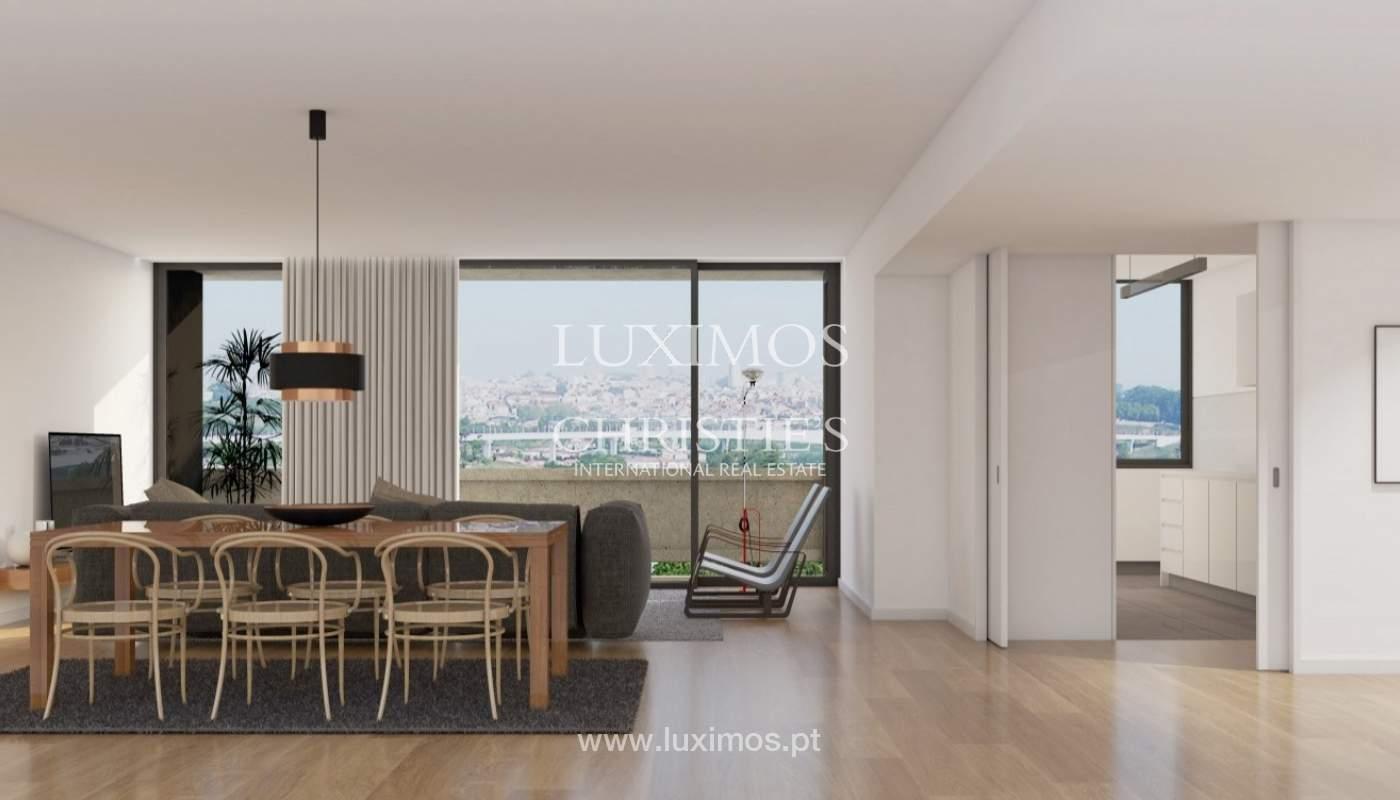 Venda de apartamento novo, em empreendimento central, Vila Nova Gaia_95722