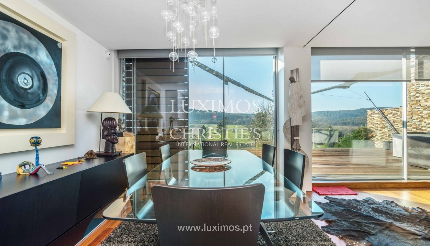 Luxus-villa mit pool in Golf-Resort, Santo Tirso (Porto)_96464
