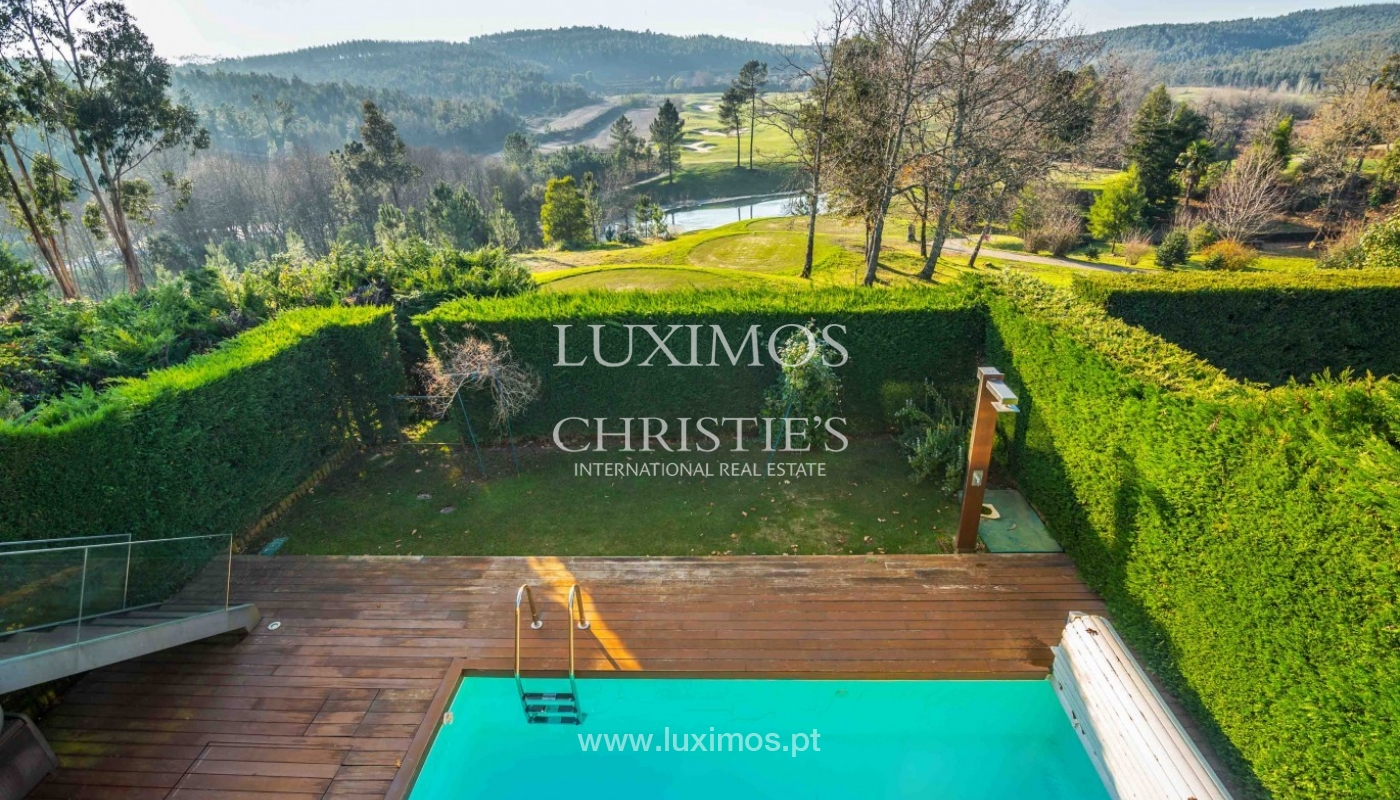 Luxus-villa mit pool in Golf-Resort, Santo Tirso (Porto)_96482
