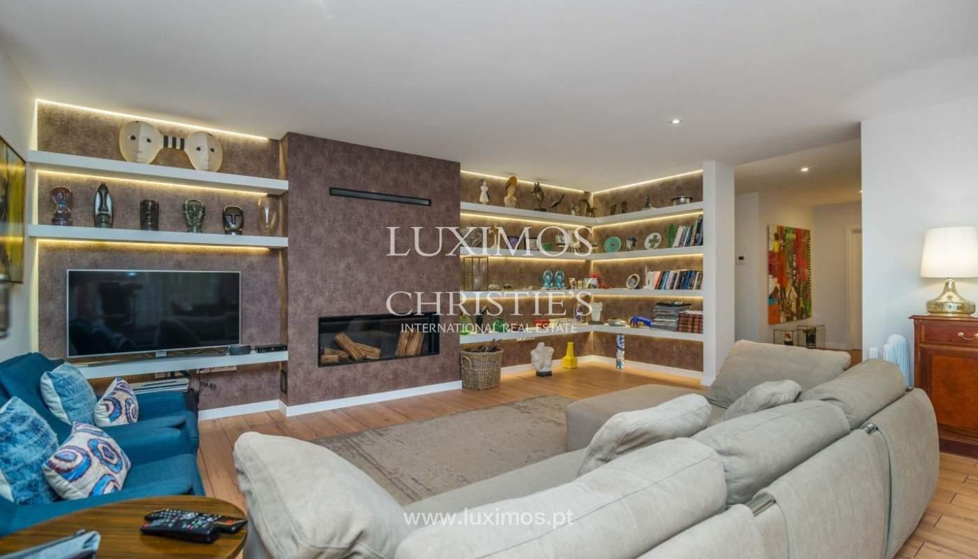Luxury apartment for sale, with ocean views, Foz do Douro, Porto_96861