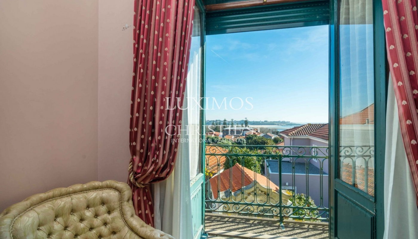 Sale of Triplex villa with ocean and river views, Foz Velha, Porto, Portugal_96956
