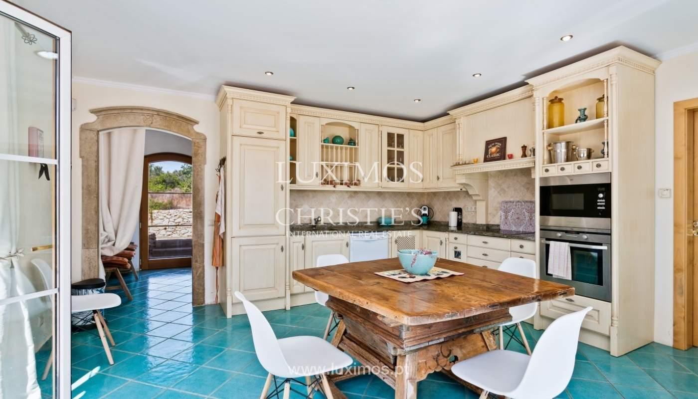 Villa à vendre avec vue sur la mer à Silves, Algarve, Portugal_97123
