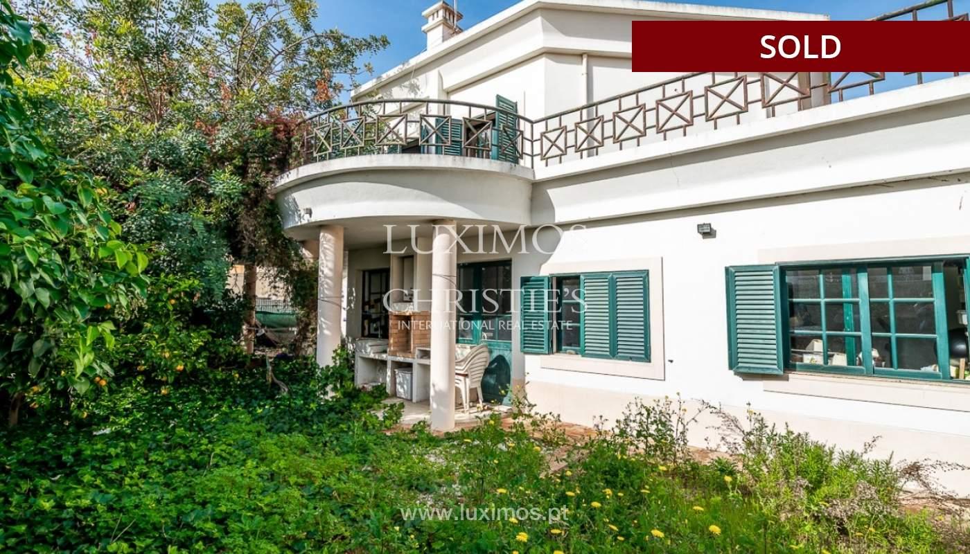 Sale of house with garden near the sea in Faro, Algarve, Portugal_97406