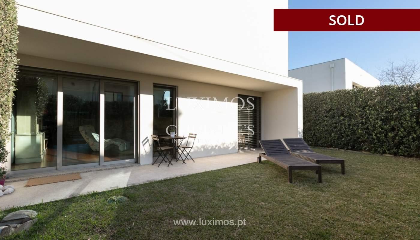 Venta chalet con piscina y jardín, cerca playa. V. N. Gaia, Portugal_97422