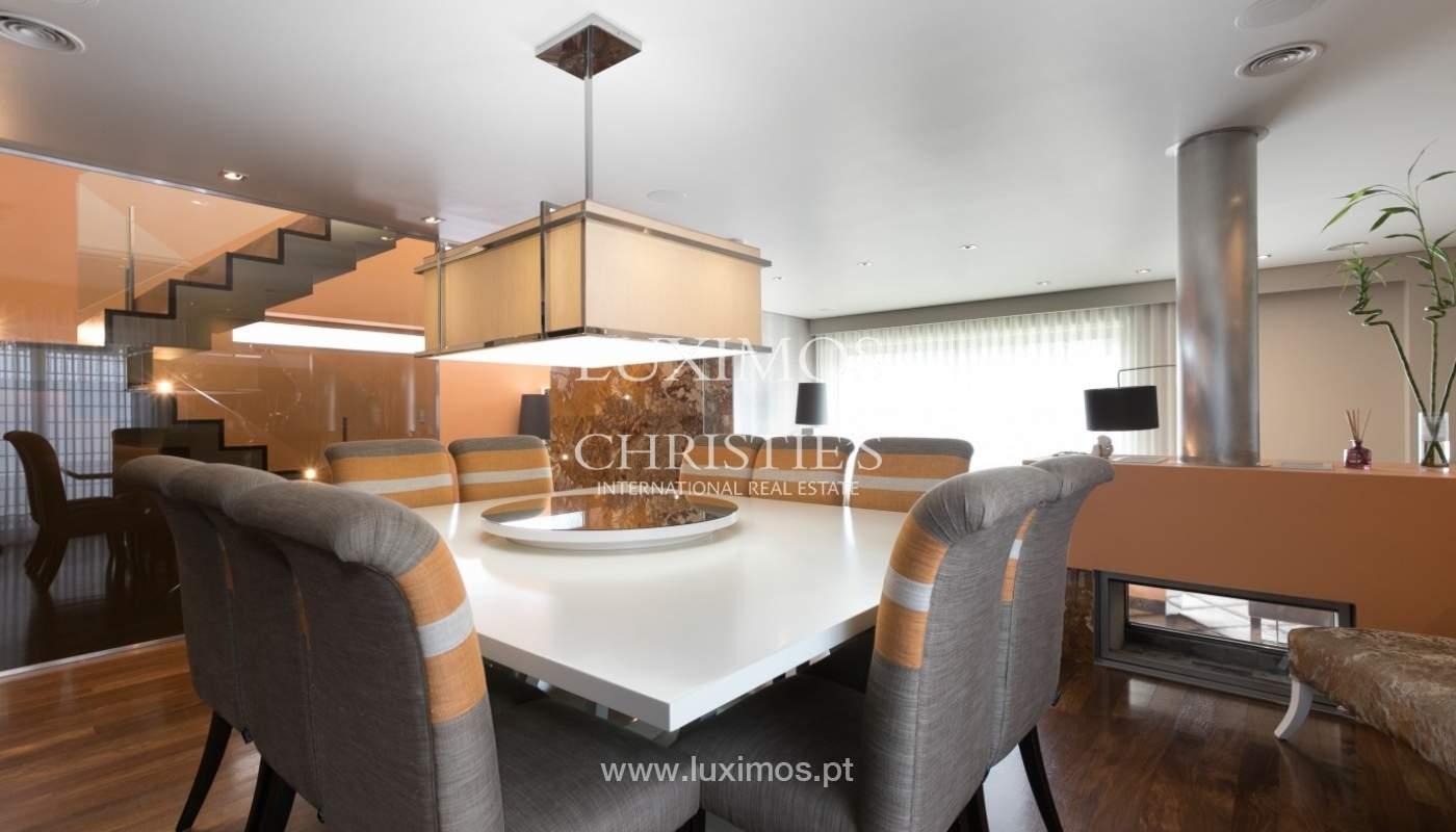 Sale of contemporary villa with pool, Vila Nova de Gaia, Portugal_97750
