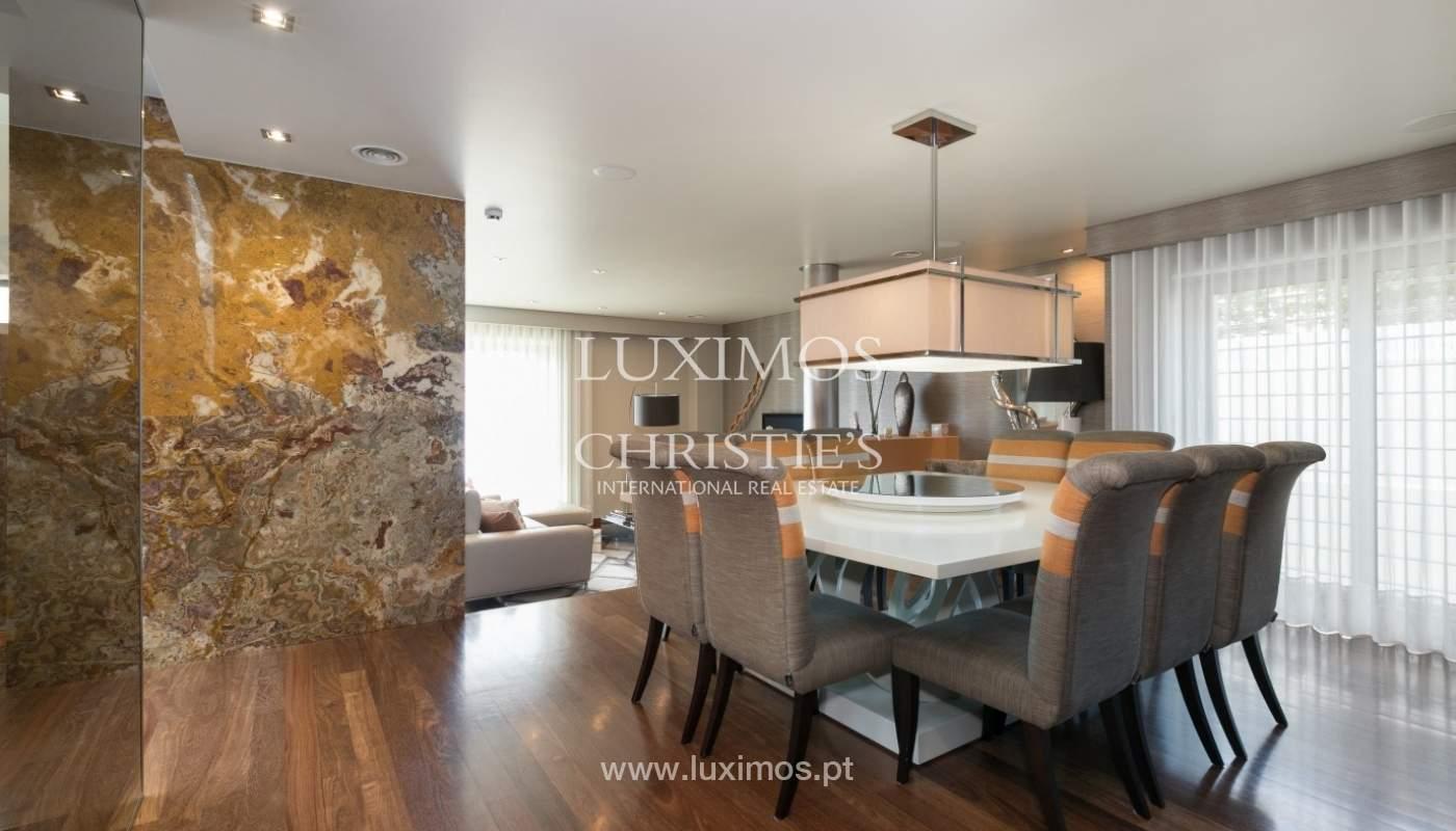 Sale of contemporary villa with pool, Vila Nova de Gaia, Portugal_97751