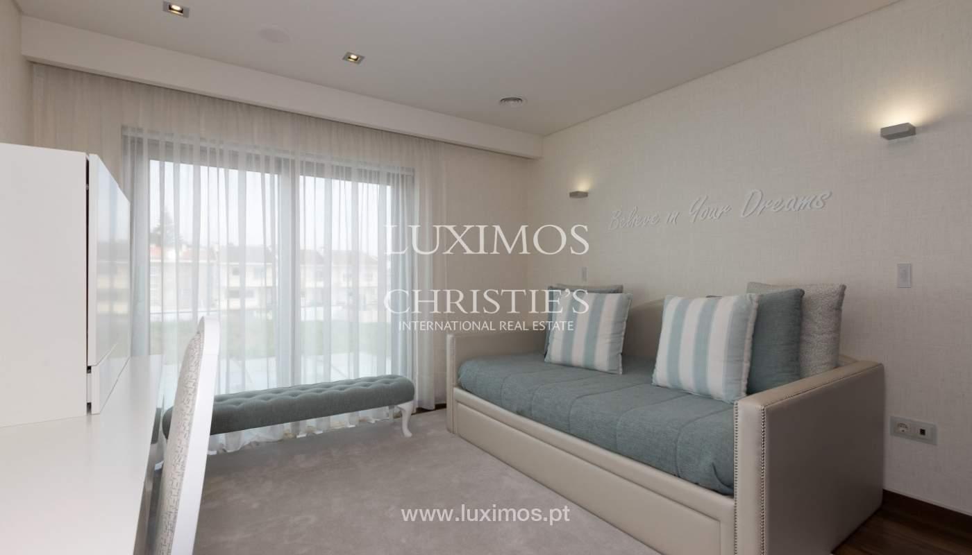 Sale of contemporary villa with pool, Vila Nova de Gaia, Portugal_97761