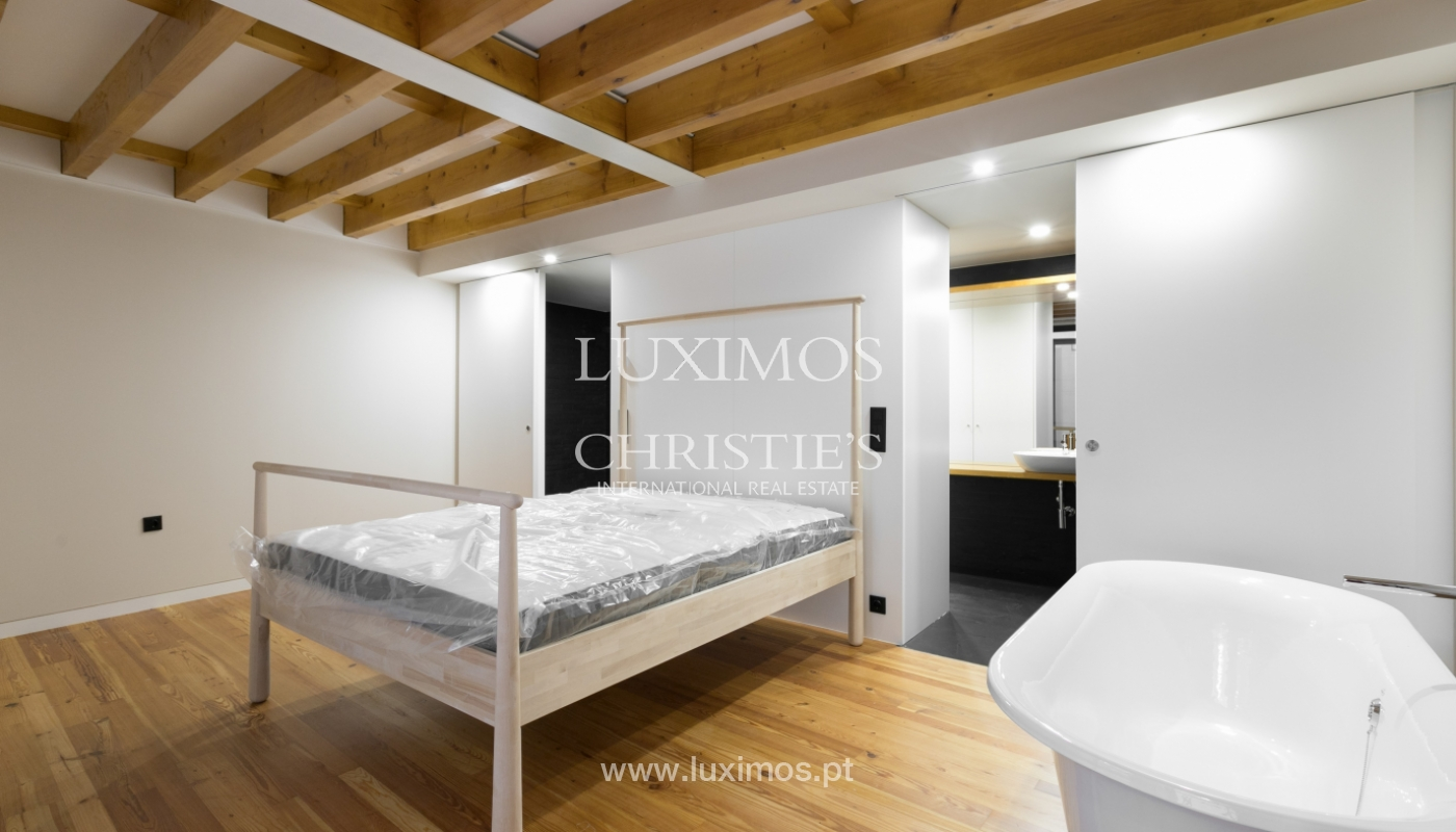 Verkauf moderne villa wieder aufgebaut und in das Porto, Portugal_97950
