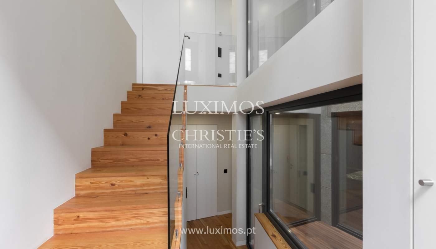 Verkauf moderne villa wieder aufgebaut und in das Porto, Portugal_97963